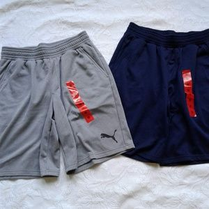 Puma Shorts Nrgy Basketball Athletic 10 Inseam Med